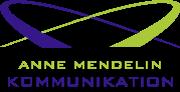 Anne Mendelin Kommunikation Logo